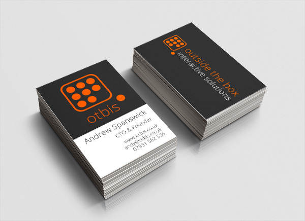 otbis business cards